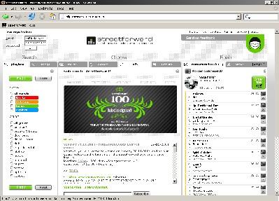 Image of the Streetforward website