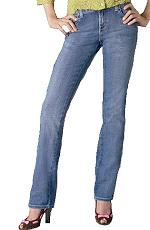 Customized womens jeans by UJeans